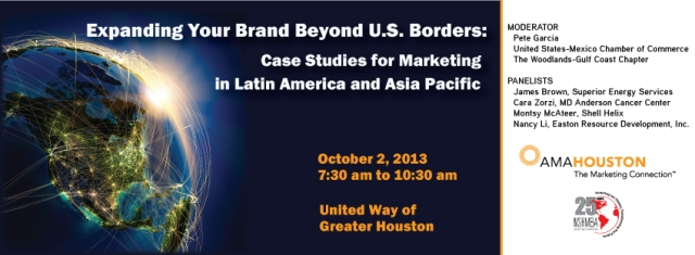 Oct 2 Multicultural SIG Event